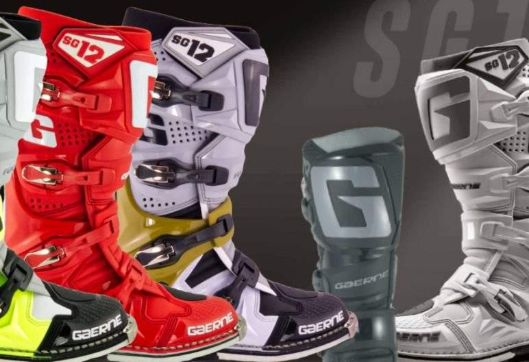 gaerne, sg12, SG12 2020, sg 12, gaerne-moto-boots-germany.de, gaerne.com, gaerne Deutschland, gaerne germany,